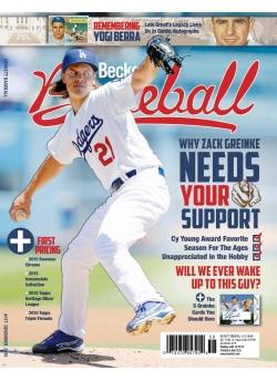 Beckett Baseball 117 December 2015