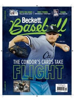 Beckett Baseball 125 August 2016