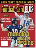 Football Card Plus #10 - Peyton and Eli Manning