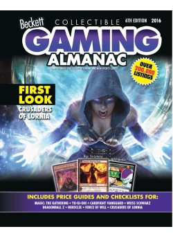 Gaming Almanac Issue# 6 2015