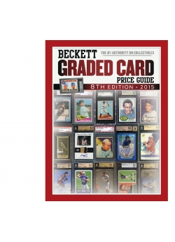 Graded Card Price Guide Issue# 8 2015