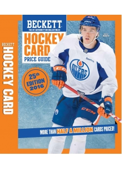 Beckett Hockey Card Price Guide Issue# 25