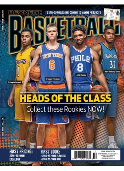 Beckett Basketball 276 October 2015