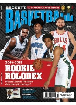 Beckett Basketball 278 December 2015