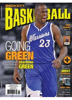 Beckett Basketball 281 March 2016