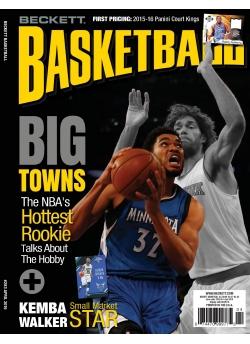 Beckett Basketball 282 April 2016