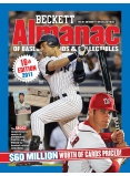 Almanac of Baseball Cards and Collectibles