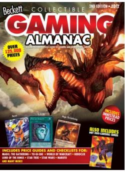 Beckett Gaming Almanac # 2