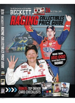Beckett Racing Collectibles Price Guide #26