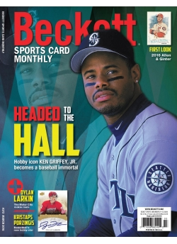 Beckett Sports Card Monthly 372 March 2016