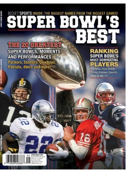Beckett Sports SUPER BOWL'S BEST