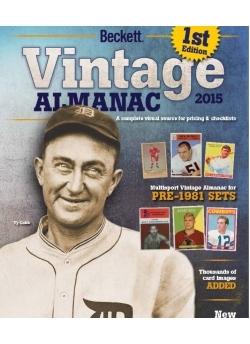 Beckett Vintage Almanac #1