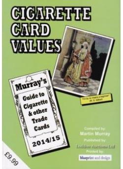 Cigarette Card Values 2014/2015