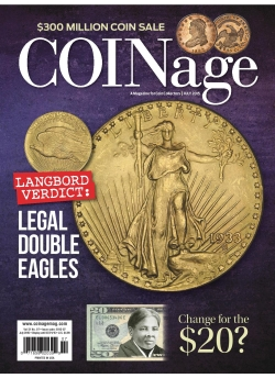 Coinage July 2015