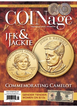 Coinage September 2015