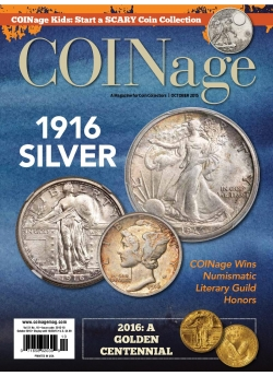Coinage October 2015