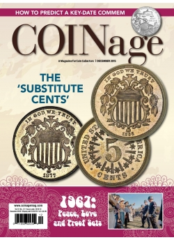 Coinage December 2015