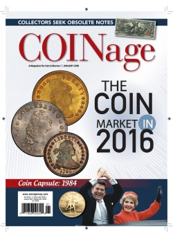 Coinage January 2016