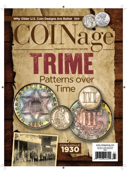 Coinage April 2016