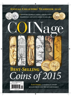 Coinage Yearbook 2016