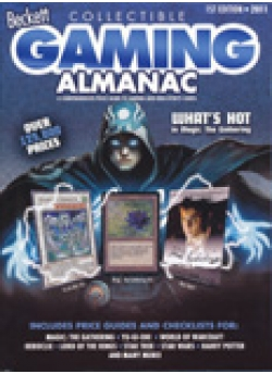 Gaming Almanac 1st Edition