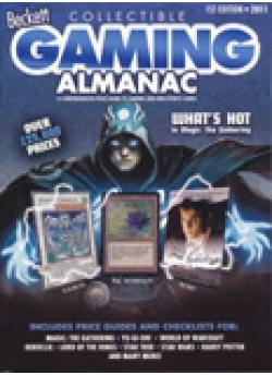 Gaming Almanac 1st Edition