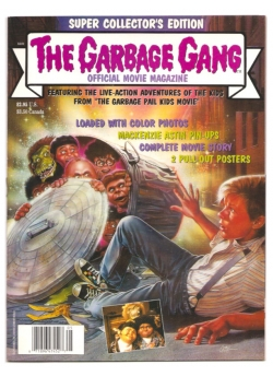 Garbage Gang Official Movie Magazine