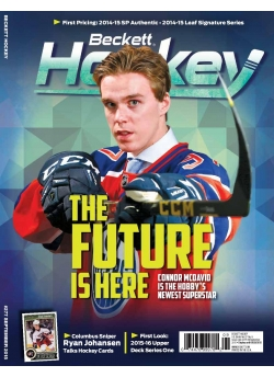 Beckett Hockey 277 September 2015