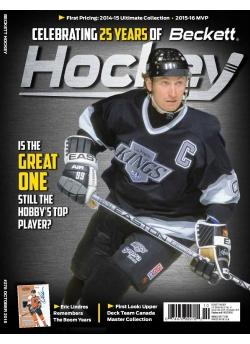 Beckett Hockey 278 October 2015