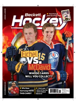 Beckett Hockey 279 November 2015