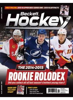 Beckett Hockey 281 January 2016