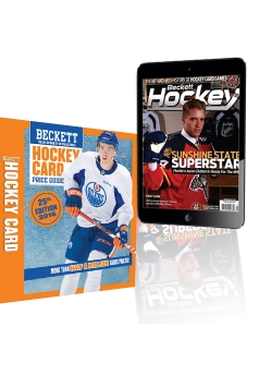 Hockey Price Guide Issue# 25 + 6 Months Hockey Digital Subscription FREE