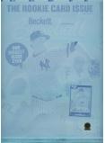 Joba Chamberlain (New York Yankees) Baseball Printing Plate - Authentic