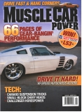 Muscle Car Power August 2010