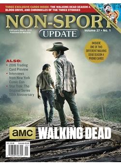 Non-Sport Update Walking Dead February-March 2016