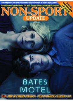Non-Sport Update (Bates Motel Season 2) April-May 2015