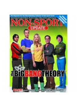 Non-Sport Update (The Big Bang Theory) June-July 2015