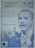 Presents: Barack Obama & the U.S. Presidents Printing Plate - Authentic