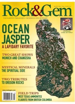 Rock & Gem March 2013