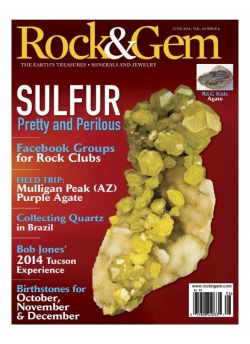 Rock & Gem June 2014