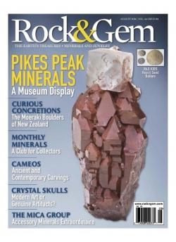 Rock & Gem August 2014