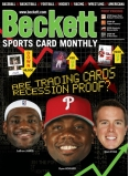 Sports Card Monthly #285 December 2008