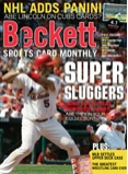Sports Card Monthly #302 May 2010