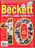 Sports Card Monthly #307 October 2010