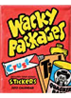 Wacky Packages - 2010 Wall Calendar