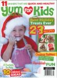 YUM Food & Fun For Kids December 2010