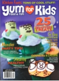 YUM Food & Fun For Kids October 2010
