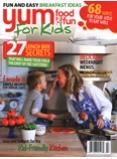 YUM Food & Fun For Kids September 2010