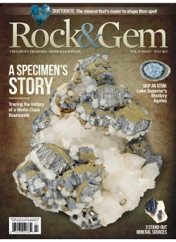 Rock & Gem July 2017