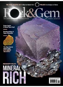 Rock & Gem August 2017